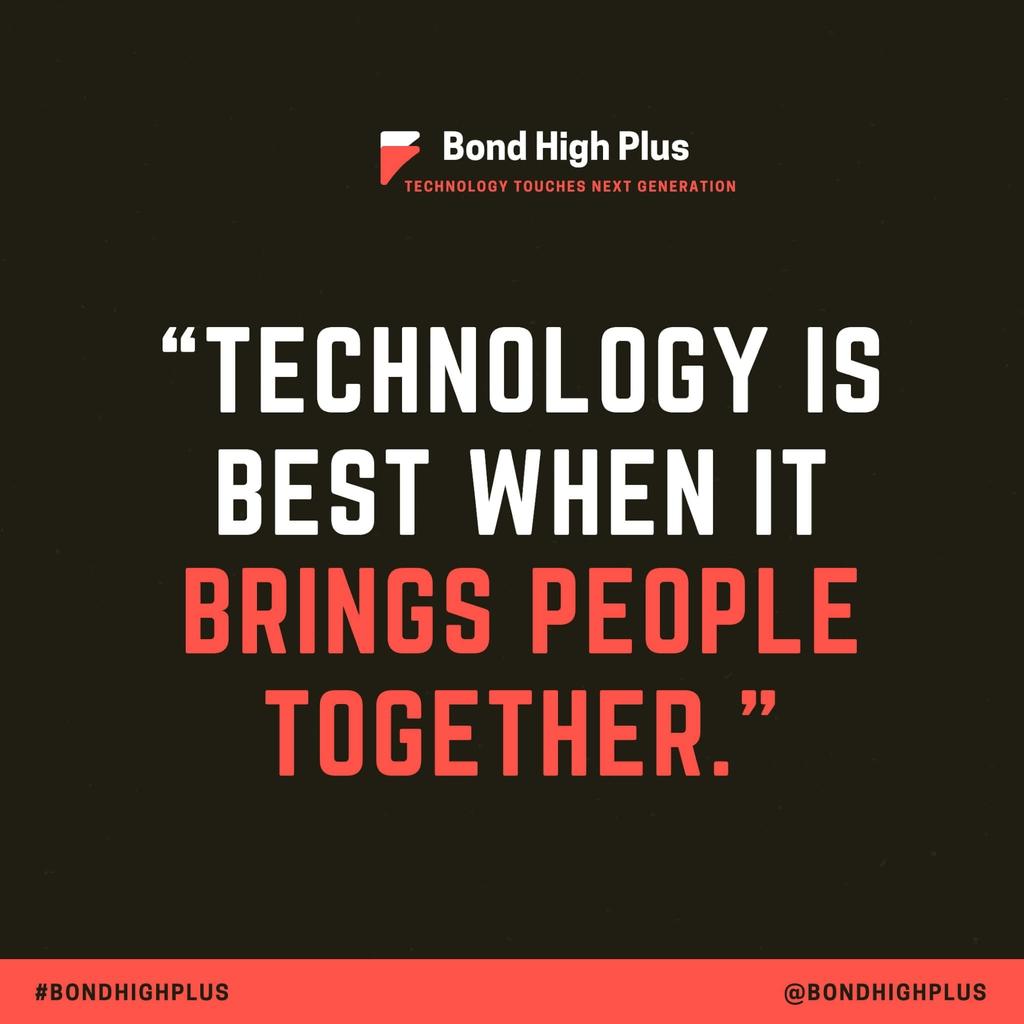 Technology is best when it brings people together - Matt Mullenweg
