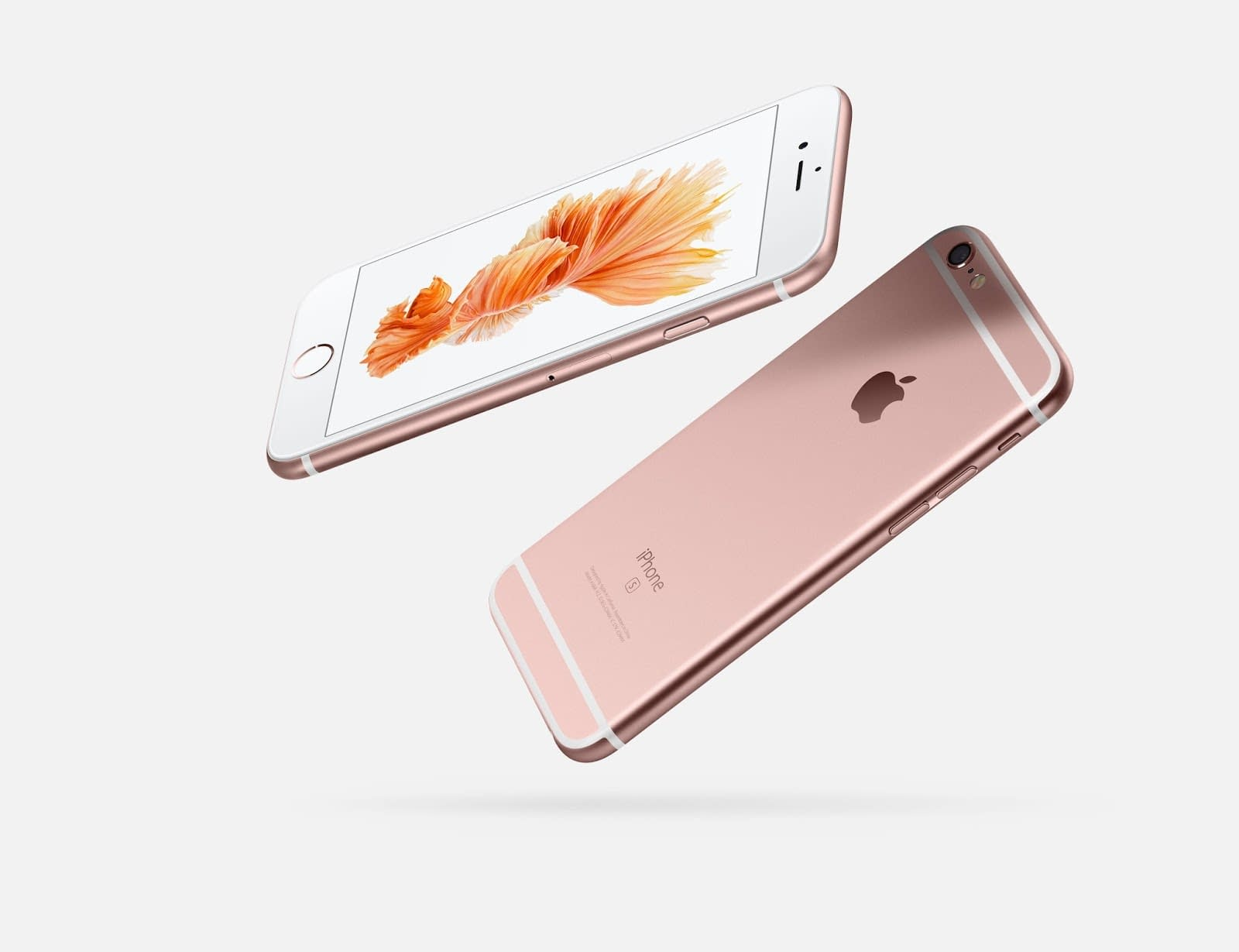 Apple iPhone 6s Front AND Back
