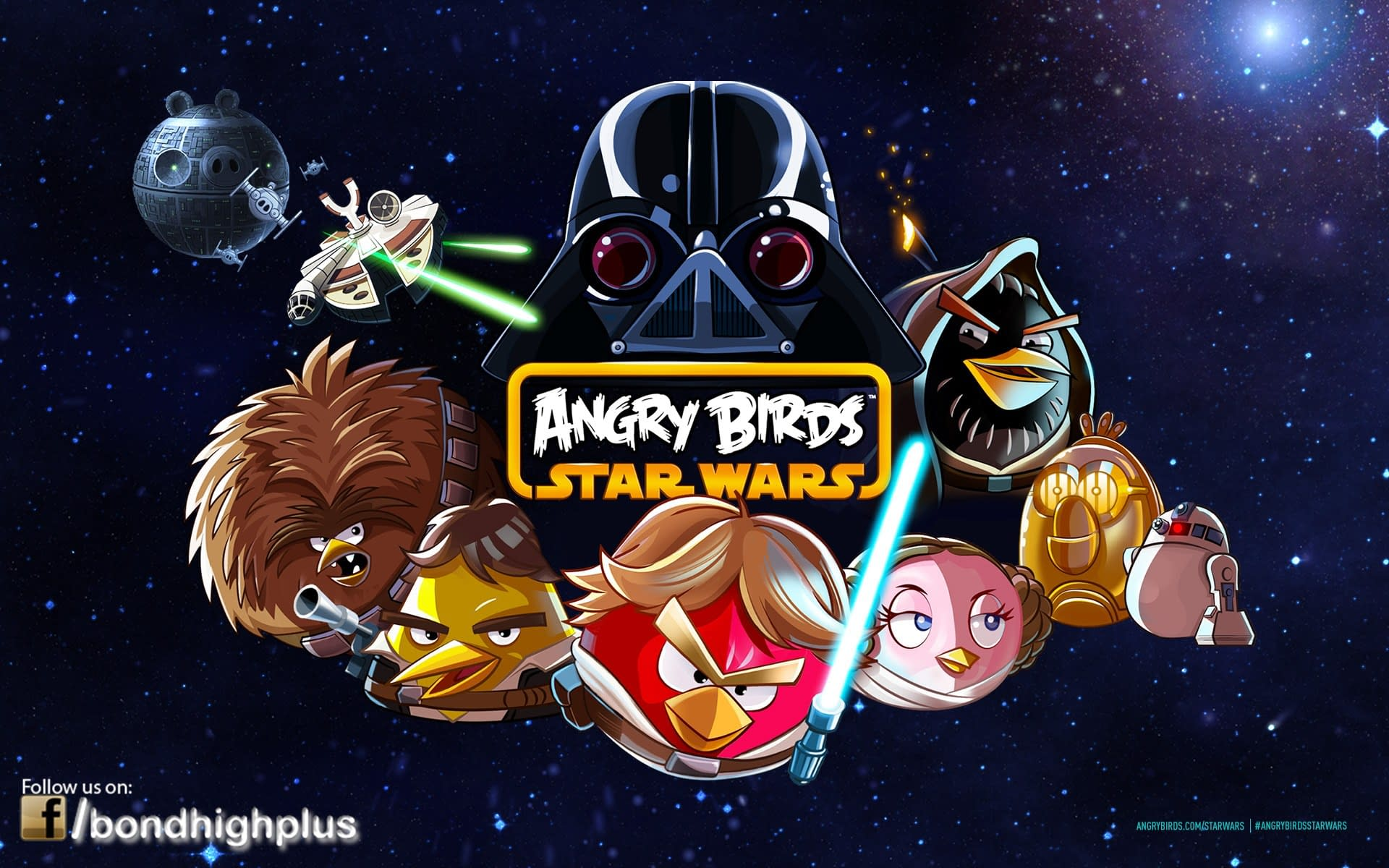Angry Birds Star Wars PC Game