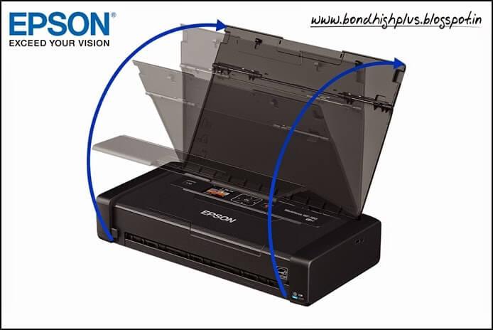 Epson WorkForce WF-100