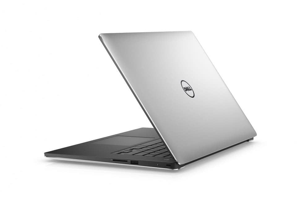 Dell XPS 15 Back