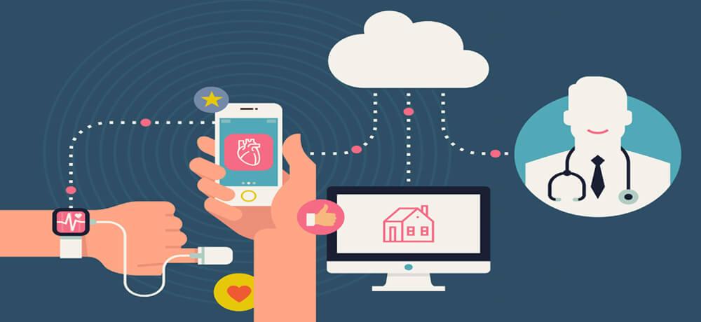 Technology improves health