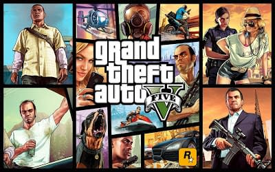 Grand Theft Auto V Wallpapers