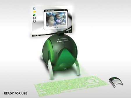 E-Ball Concept PC
