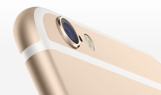 Apple iPhone 6s Camera