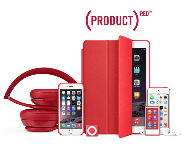 Apple Product RED Products