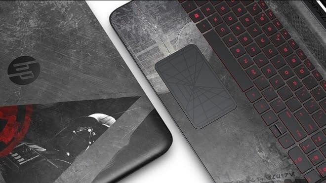 HP Star Wars laptop look